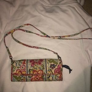 Vera Bradley crossbody purse wallet